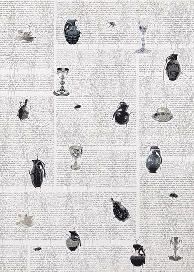 Camille Kachani, 'Encyclopaedia Privata', 2016