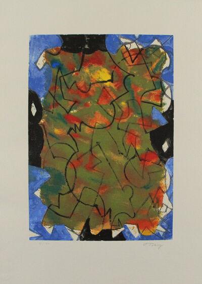 Mark Tobey, 'Glowing Fall', 1975
