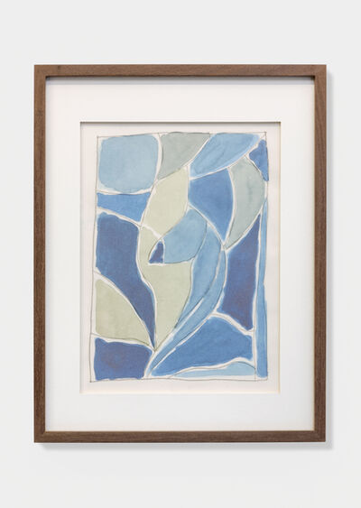 Jochen Schmith, 'Picnic Blanket Sketch 2', 2017