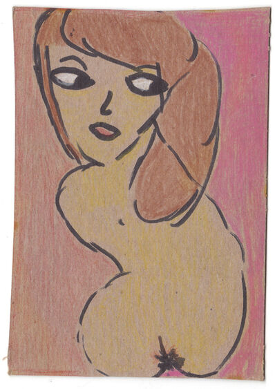 Joe Vernazza, 'Untitled #8', 1980-1990