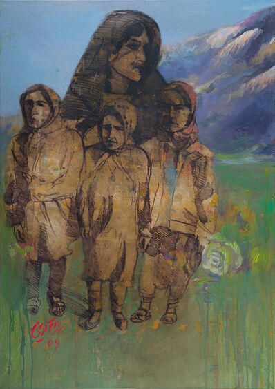Shahram Karimi, 'Children ', 2009