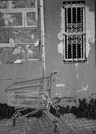 Ihosvanny Cisneros, ' Entre o lixo e os escombros XXVII', 2015