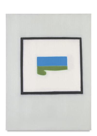 Suzanne Caporael, '711 (Hush, mute)', 2016