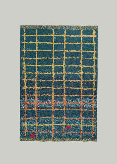 "Kueng Caputo, 'Carpet ""Homage to unknown weaver of Boujad""', 2018"