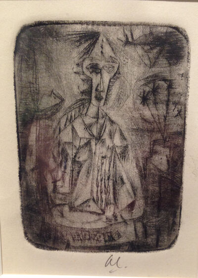 Geoffrey Clarke, 'Wizard', 1949