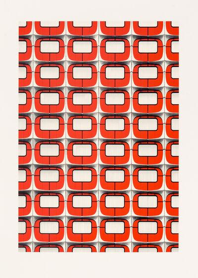 Roland Fischer, 'Façades on Paper II - Nikko', 2004