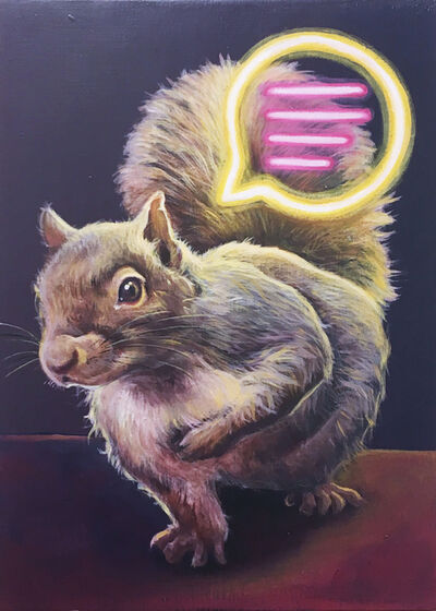 Gigi Chen, 'Message From Squirrel', 2020