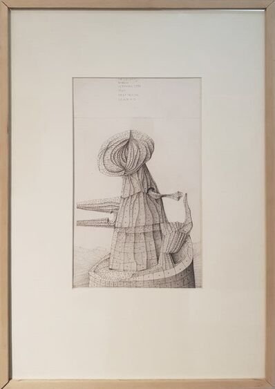 Roberto Aizenberg, 'Dibujo', 1950