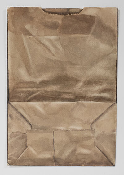 Brad Nelson, 'Paper Bag From A Grocery Store In Curacao', 2019
