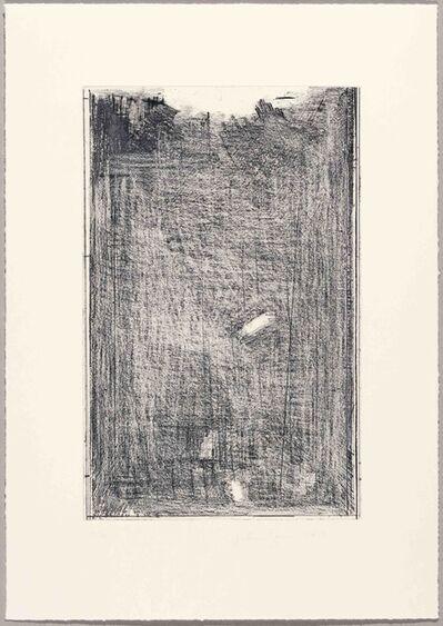 John Zurier, 'October 4 (Grey)', 2017