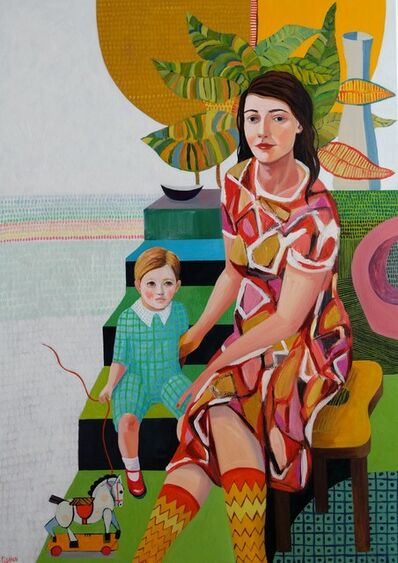 Jess Quinn, 'Mother and Son', 2019