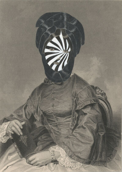 Kirsten Stolle, ' Mrs. Tobias Wilson 1860/2015 from the series de-identified', 2015