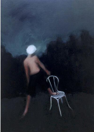 Sandrine Rondard, 'L'homme lune', 2017