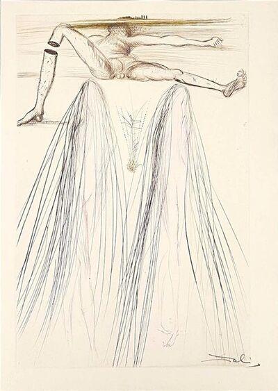 Salvador Dalí, 'Le Géant Beliagog', 1969