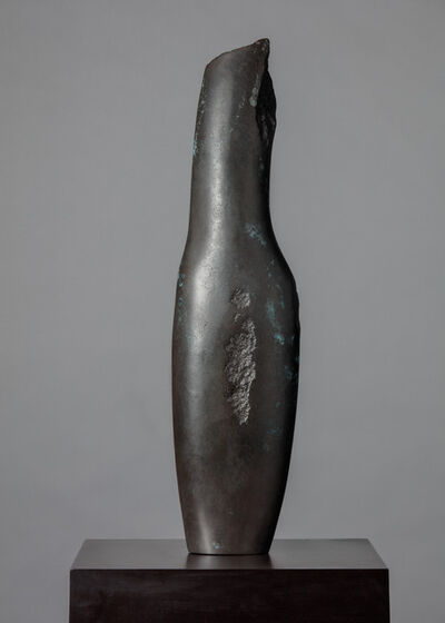 Emily Young, 'Black Swan I (Bronze)', Conceived 2013 and cast 2019