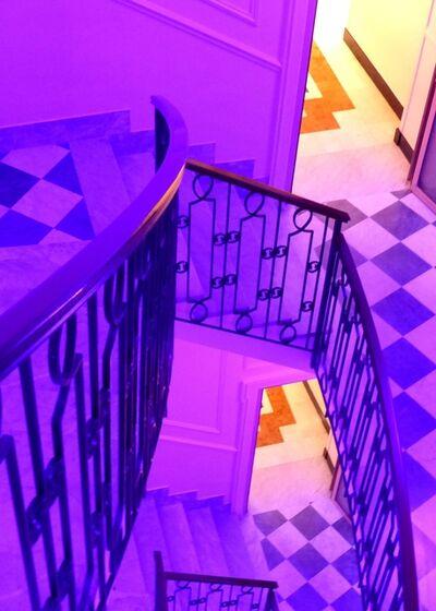 Linda R Cuccurullo, 'Stairway detail #2', 2017