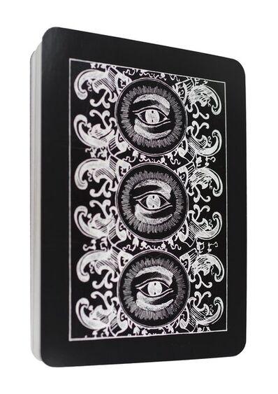 Mieke Marple, 'Art World Tarot Edition II', 2018