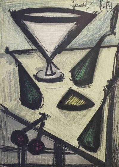 Bernard Buffet, 'Cocktail Glass', 1968