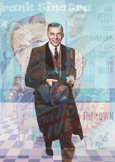 Stuart McAlpine Miller, 'Frank Sinatra: Man About Town', 2018