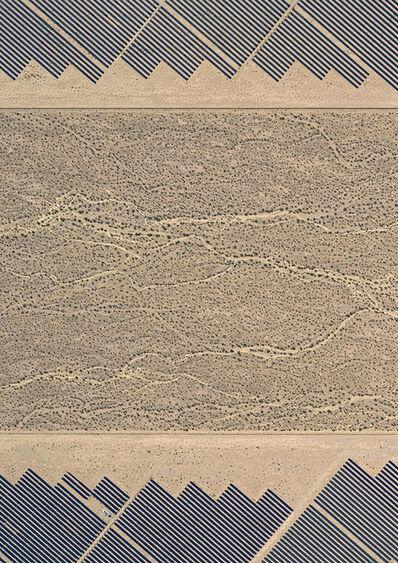 Bernhard Lang, 'Aerial Views, Solar Plants 008', 2018