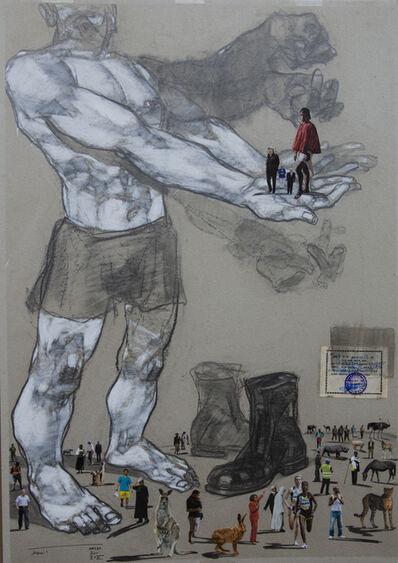 Dawit Abebe, ' Mutual Identity 28', 2000