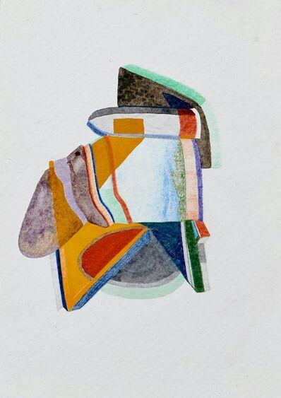 Sasha Hallock, 'Untitled, Small Works No. 26', 2018