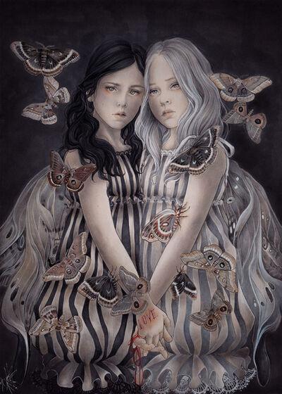 Yuriko Shirou, 'Amor (Love)', 2019