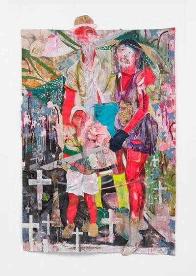 Lavar Munroe, 'FAITH HOPE & LOVE', 2020