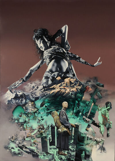 Zhong Biao, 'Journey to the West', 2015