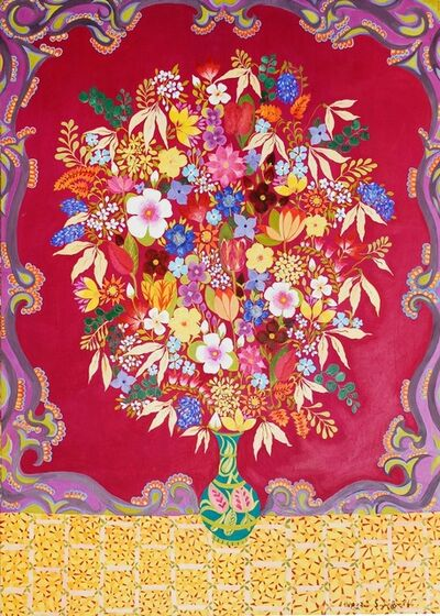 Hepzibah Swinford, 'Russian Flowers', 2014