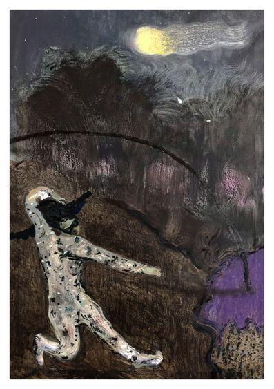 Guglielmo Castelli, 'Ai Bordi della Notte', 2019