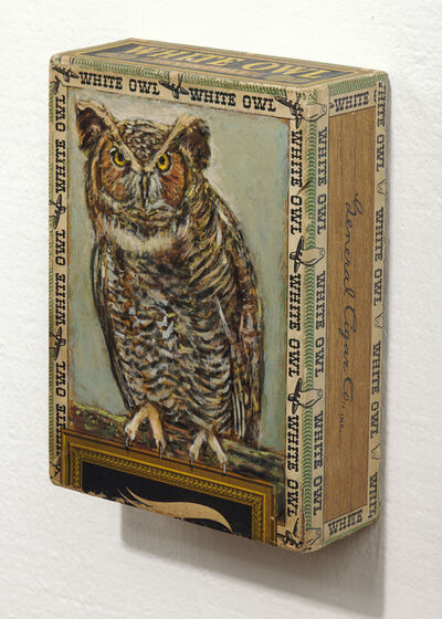 Ed Musante, 'Great Horned Owl', 2019