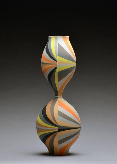 Peter Pincus, 'Enclosed Vase Form #4', 2015