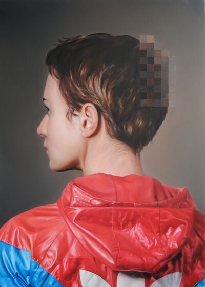 Tobias Köbsch, 'Virus01', 2019