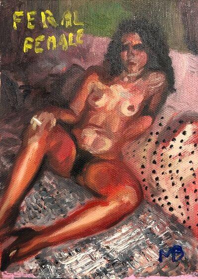 Mayra Barraza, '8 ', 2017