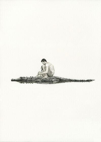 Fabien Mérelle, 'Crocodile', 2016