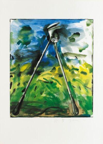 Jim Dine, 'The Astra Tool', 1985