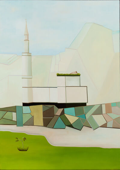 Thomas Frontini, 'Mosque by the Sea ', 2014