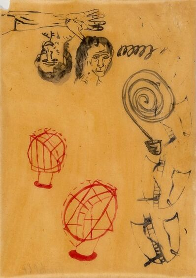 Rosemarie Trockel, 'Untitled', 1987
