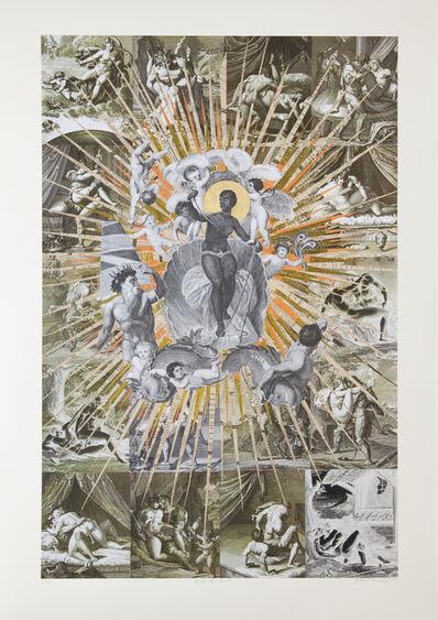 Godfried Donkor, 'THE BIRTH OF VENUS', 2009