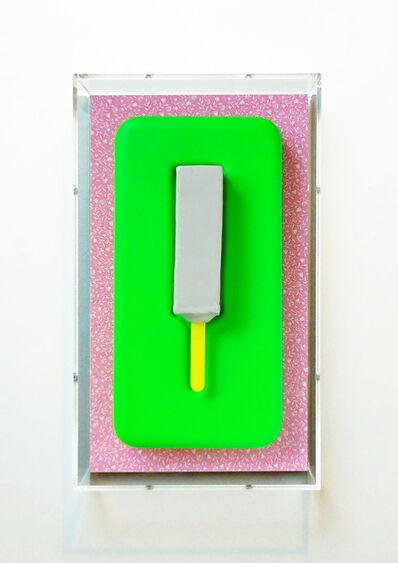 Yu Uchida, 'lollipop blue', 2013