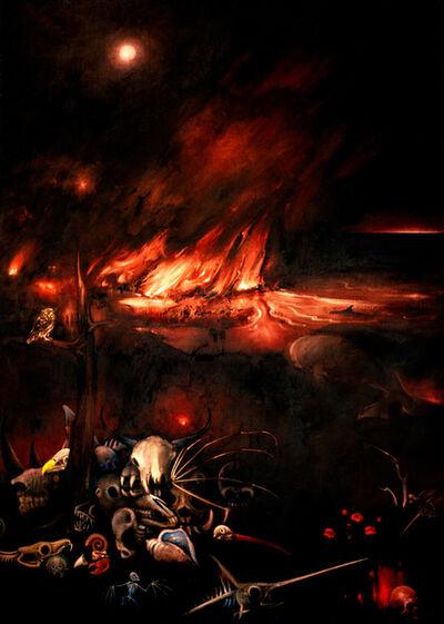 Paolo Pelosini, 'Nocturne #7 (Se fosse foco, arderei l mondo)', 2017