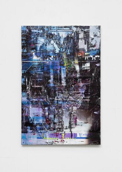 Chris Dorland, 'Untitled (drain cartridge)', 2020
