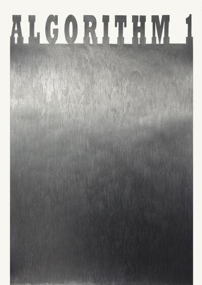 Suzanne Treister, 'ALGORITHM 1', 2013