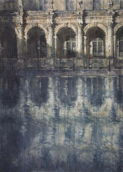 Chizuru Morii Kaplan, 'The Louvre, VI', ca. 2019