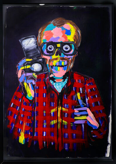 Bradley Theodore, 'Terry', 2015