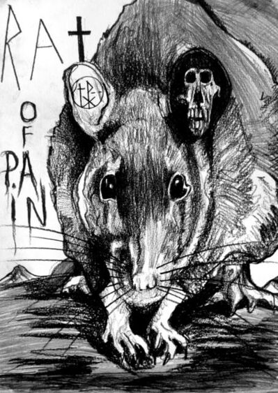Thomas Palme, 'RAT OF PAIN', 2014
