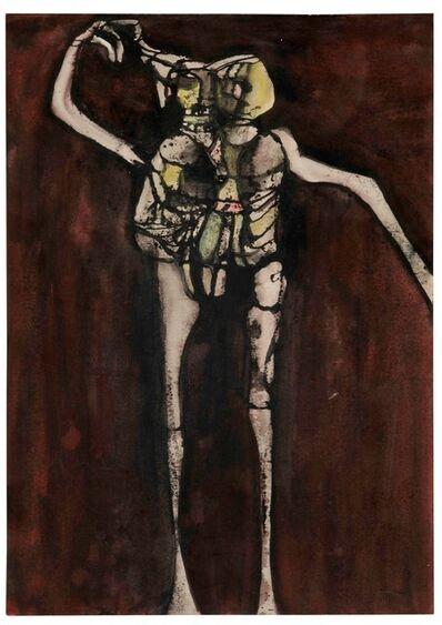 Agenore Fabbri, 'Spatial figure'