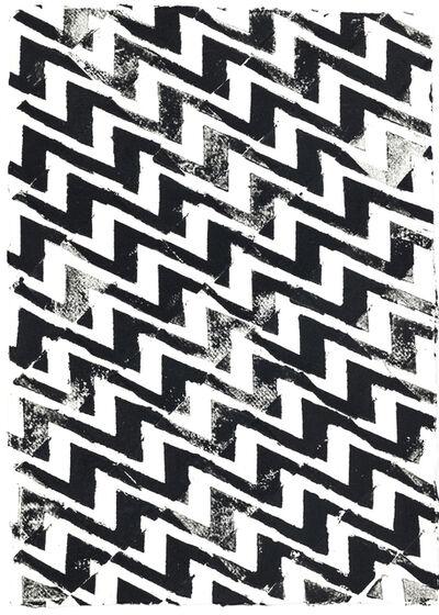 Dominic Beattie, 'Cascade Unique Print Series, No. 5', 2018