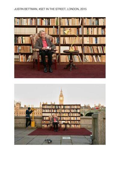Justin Bettman, '#SetInTheStreet London', 2015